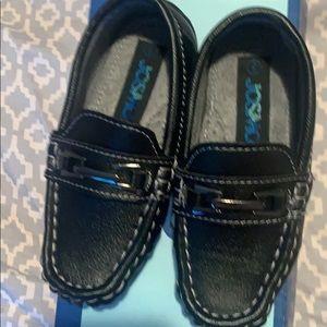 Toddler Black Dress Shoes